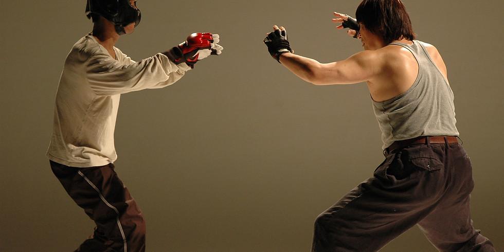 島田道男 太気拳セミナー