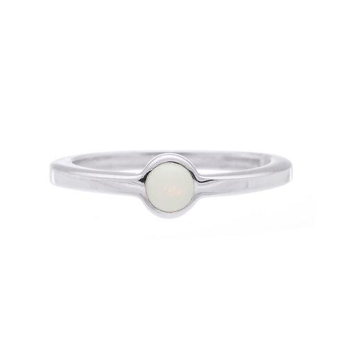 Opal Midi Ring