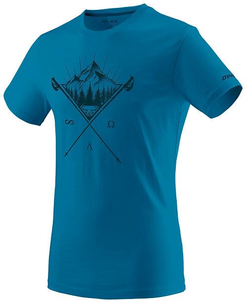 DYNAFIT, Transalper Graphic T-Shirt Ms