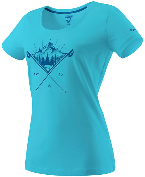 DYNAFIT, Transalper Graphic T-Shirt Ws