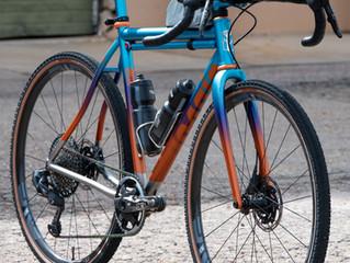 Unbound Gravel Bike Check - Mark's GT-1 45