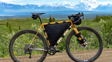 Bike Checks - Our GT-X adventure bikes for The Denali Highway.