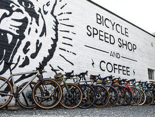 A visit to Bicycle Speed Shop in Houston, Texas