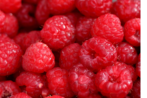 Frozen Raspberries (per 500g)