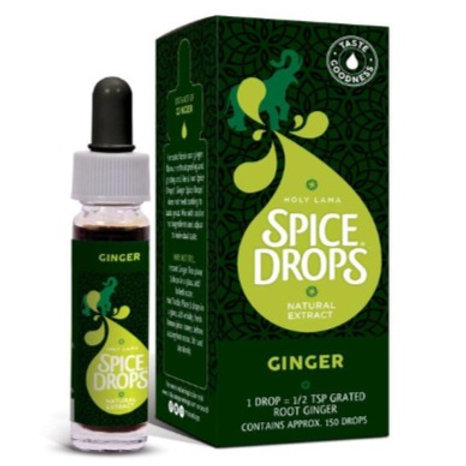 Spice Drops Ginger 5ml