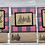 "Thumbnail: Woodland Stags & Pines set of 3 cards, 6""x6"", envelope included"