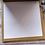 "Thumbnail: Geometric Christmas Tree, 6""x6"", envelope included"