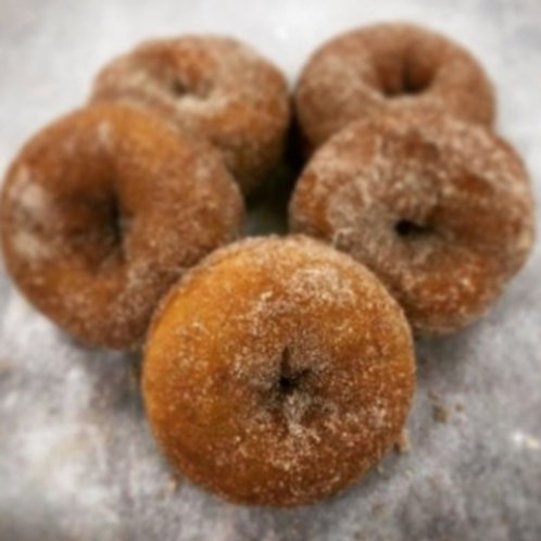 Cinnamon Doughnut