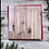 """Thumbnail: Reindeer & Holly, 6""""x6"""", envelope included"""