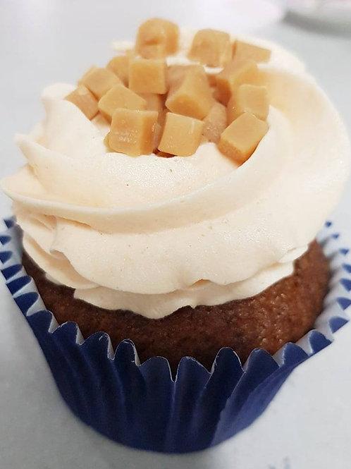 Six 'Cake Lab' Cupcakes