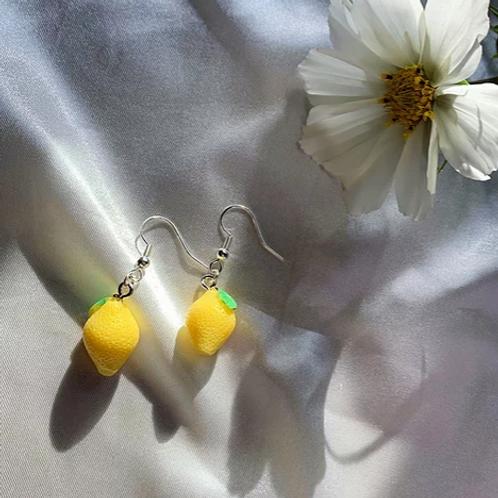 Lovely Lemons Earrings
