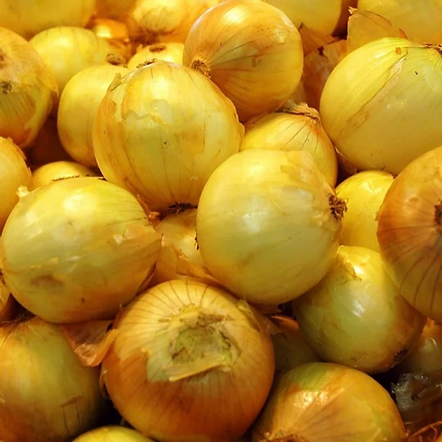 White onions, large, 1Kg