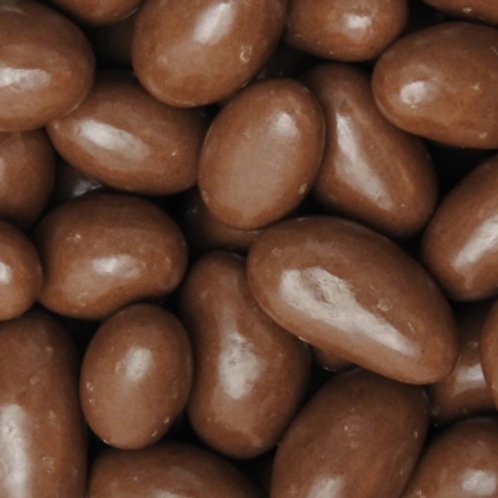 MILK Chocolate Covered Brazil Nuts (per 100g)