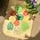 Thumbnail: Large Waxed Bread Bag - 3 DESIGNS!
