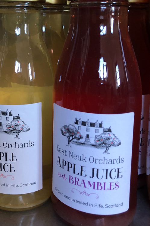 Apple Juice with Brambles (East Neuk Orchards) - 250ml
