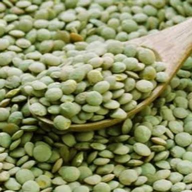 Green Lentils (per 100g)
