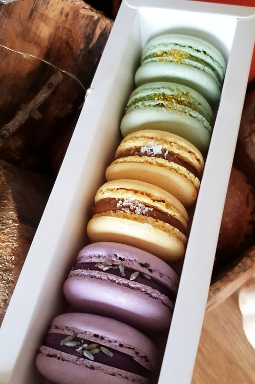 Macaron Box (6 pieces)