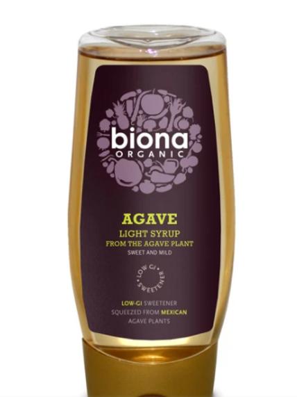Biona Light Agave Syrup 250ml