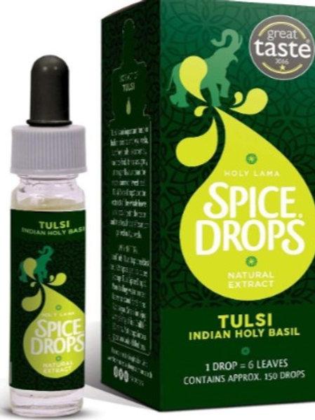 Spice Drops Tulsi Indian Basil 5ml