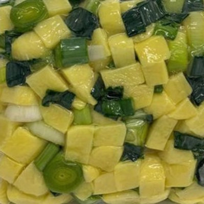 Leek and Potato Soup Mix (2kg)
