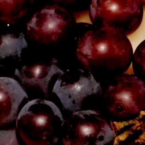 Black grapes (500g)