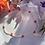 Thumbnail: Clear Barra Daisy Necklace