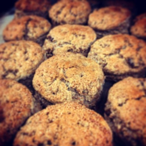 Sugar Brown Scones
