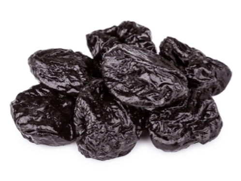 Prunes, pitted (per 100g)