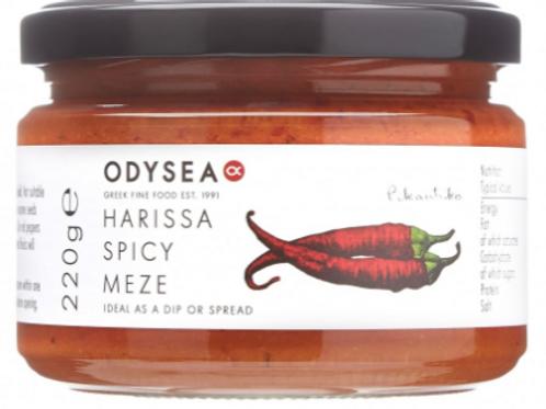 Odysea Harissa Spicy Meze 220g