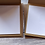 "Thumbnail: Birch, Burlap, & Tartan set of 2 cards, 4""x4"", envelope included"