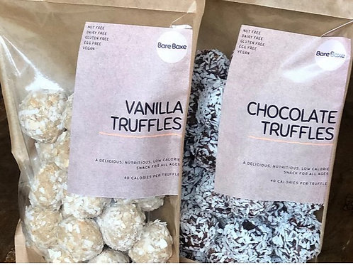Truffles (bag of 15, chocolate orange)