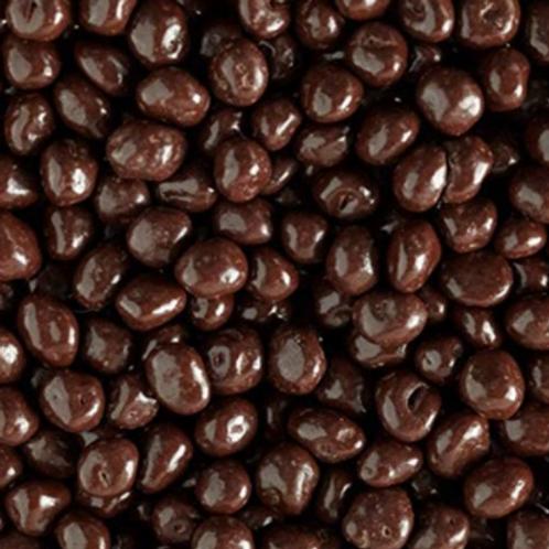 DARK Chocolate Covered Raisins (per 100g)