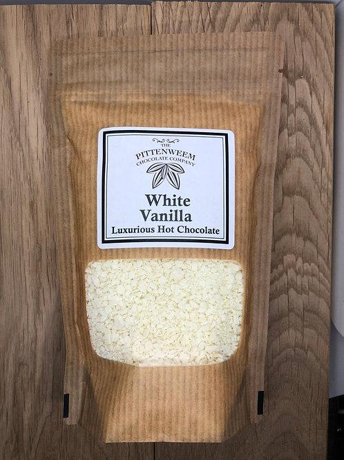 White Vanilla Luxurious Hot Chcolate Powder (200g)