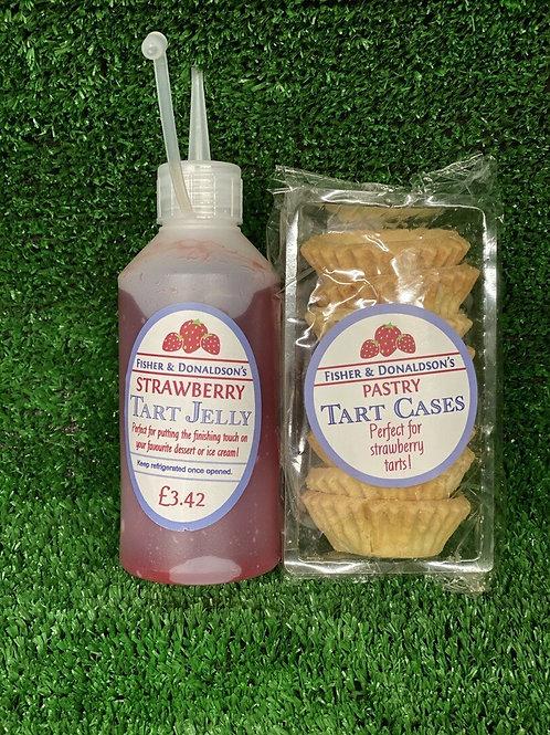 Strawberry Tart Kits