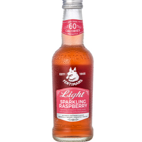 Fentimans Light Sparkling Raspberry 250ml