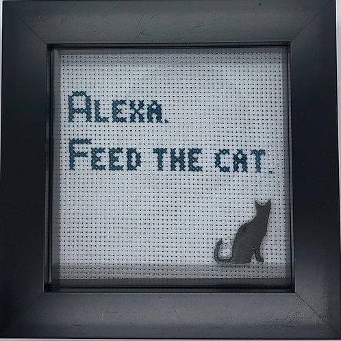 Alexa...