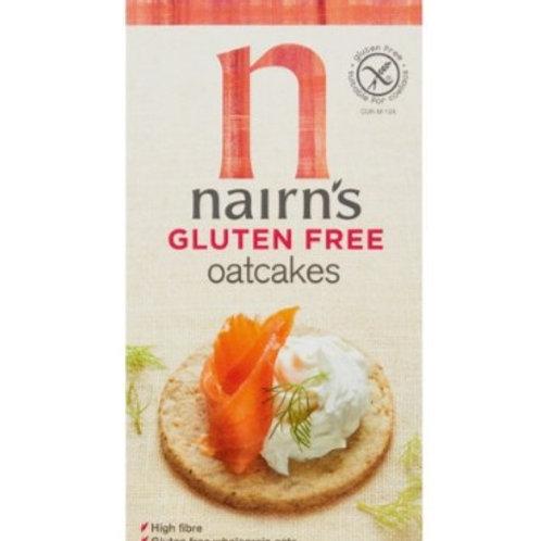 Nairns Gluten Free Oatcakes 213g