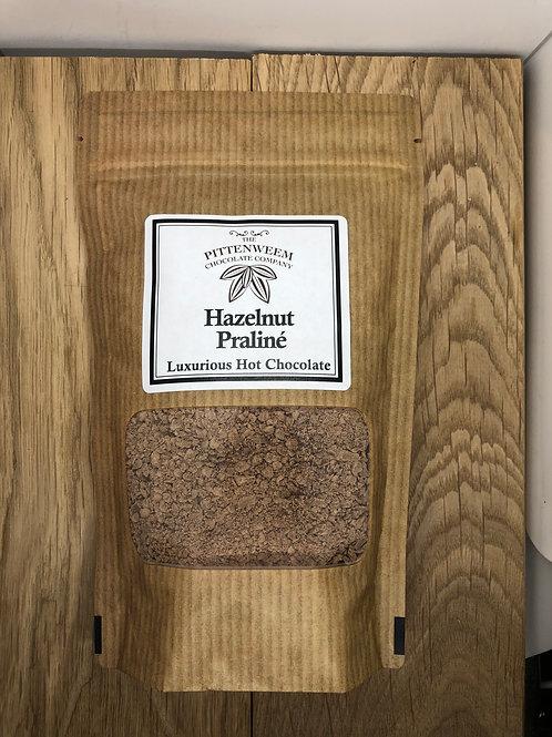 Hazlenut Praline Luxurious Hot Chcolate Powder (200g) (200g)