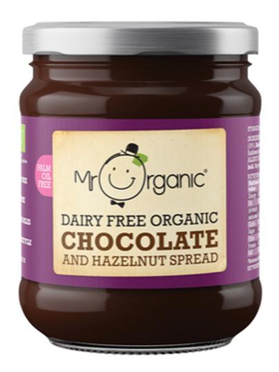 Organic Chocolate & Hazlenut Spread