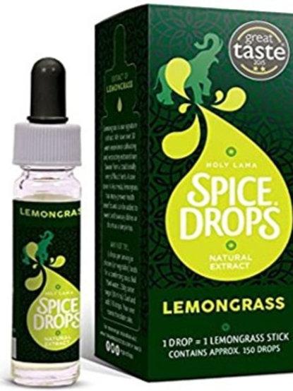 Spice Drops Lemongrass 5ml