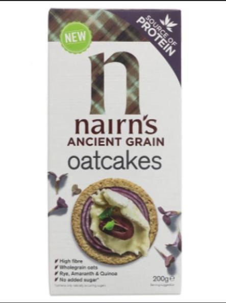 Nairns Ancient Grains Oatcakes 200g