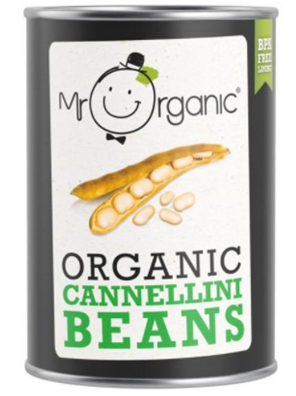 Cannellini Beans 400g, Organic