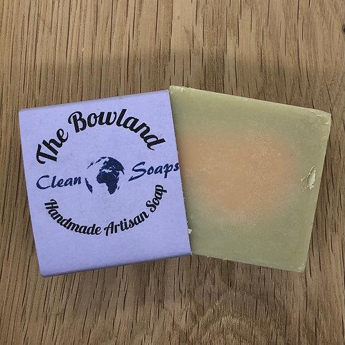 Individual Handmade Soap Bar - Neroli & Lavender