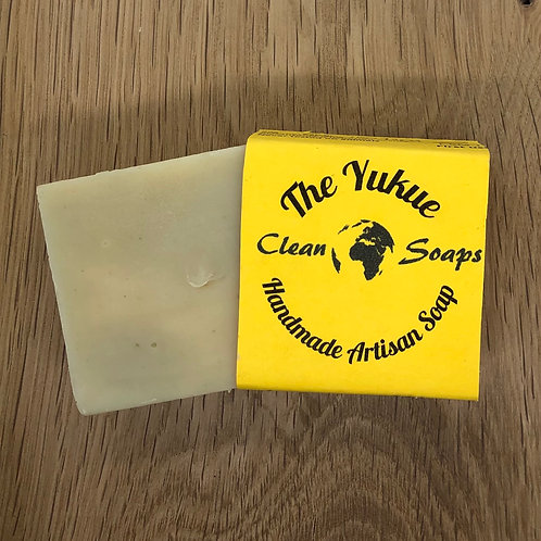 Individual Handmade Soap Bar - Lemon & Lime