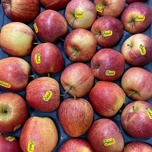 Red apples - each