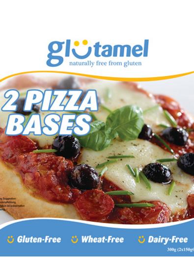 Gluten Free Pizza Bases x2