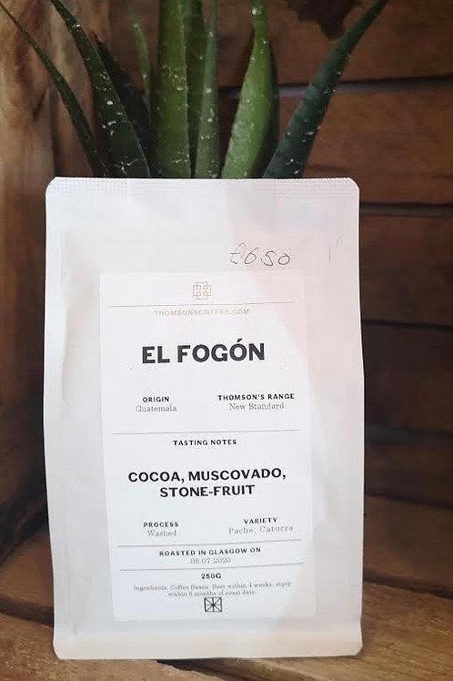 El Fogon Guatemalan Coffee (250g beans)