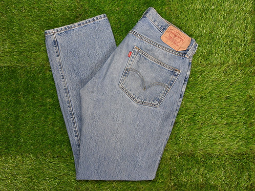 Levis 501's Size 34/32