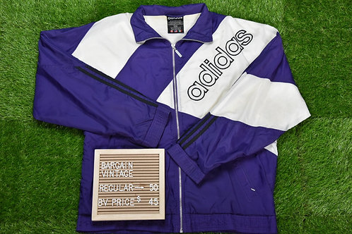 Vintage Big Logo Adidas Jacket