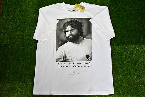 Official Caesars The Hangover Tee, Featuring Zack Galifianakis